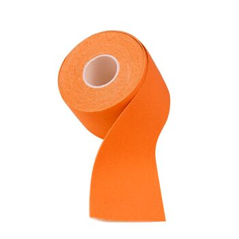 24x Kinesiologie Tape Kinesiology Sport Tape Physiotape Physio 5cm x 5m Farbe: Orange