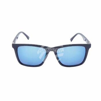 Damen und Herren Sonnenbrille Retro Vintage Nerd sortiert