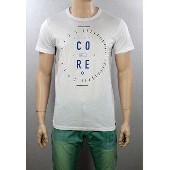 Jack & Jones Spring Tee SS T-Shirt Gr.L Slim Fit mode Shirts 8-1190