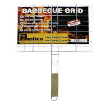 Grillkorb 35x22 cm