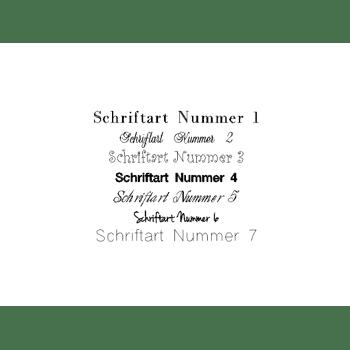 Halskette MIT GRAVUR - Gravurplatte 2,5 cm Münze Rund, Rosegold