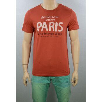 Jack & Jones JJMillar Tee SS Crew Neck T-Shirt Gr.L Slim Fit Shirts 2-119