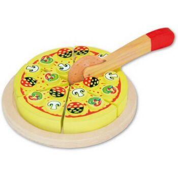 Pizza zum Schneiden, Spielzeug, 1 Stück