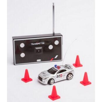 RC Police Mini Racer Black, 1 Stück
