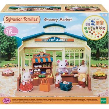 Sylvanian Families Supermarkt