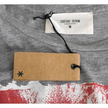 Mauro Grifoni Denim Herren T-Shirt Gr. XL Herren T-Shirts Shirts 8-115