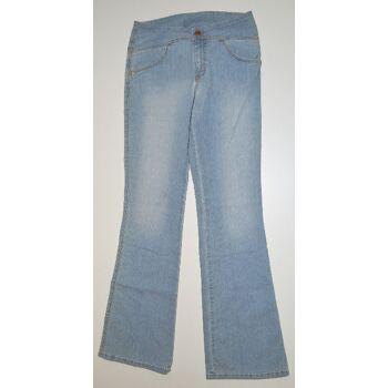Wrangler Damen Stretch Jeans Hose W30 Jeans Hosen 22061500