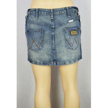 Wrangler Lou Damen Minirock Jeans Rock Wrangler Jeans Röcke 44111502