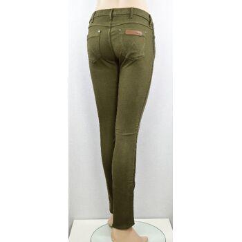 Wrangler Damen Stretch Jeans Hose W28L34 Wrangler Jeans Hosen 49011600