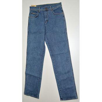 Wrangler Texas Regular Stretch Jeans Hose W30L34 Jeans Hosen 43051501