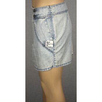 Replay Damen Sommer Jeans Rock Gr.XS Replay Damen Röcke 9-1119