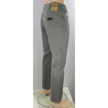 Wrangler Texas Stretch Jeans Hose Regular Fit Zip Fly Jeans Hosen 8-1239
