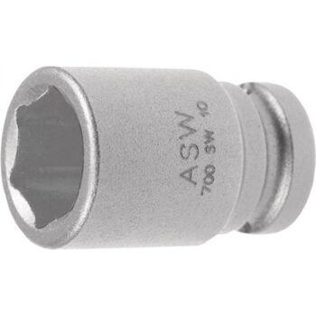Kraftschraubereinsatz SW13mm 1/4Zoll 4KT DIN3121/3129 ASW