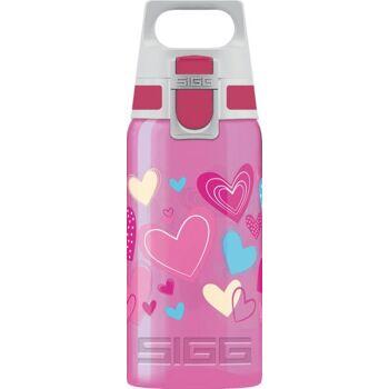 SIGG VIVA ONE Hearts 0,5 Liter Trinkflasche