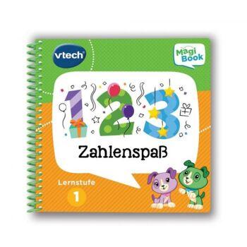 Vtech MagiBook Lernstufe 1 - Zahlenspaß