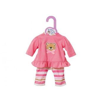 Zapf 870822 Dolly Moda Pyjamas, Gr. 30cm
