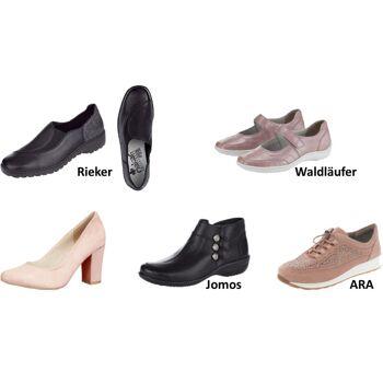700 Paar Damen-Markenschuhe Aktuelle Ware-ARA-Gabor-Waldläufer-Naturläufer-Rieker-Semler-Laura Vita Made in Germany 14,90 €
