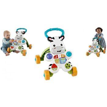 Fisher Price Mattel Flitterbytes Lauflernwagen
