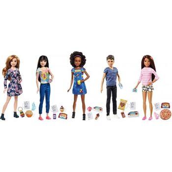 Mattel Barbie ''Skipper Babysitter Inc.'' Puppe Sortiment, 1 Stück