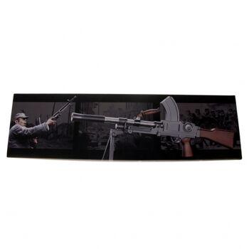 10-541210, Softair Gewehr auf Dreibein,  ab 14 Jahren, Softairgewehr Kugelgewehr große Reichweite, hochwertige Verarbeitung,