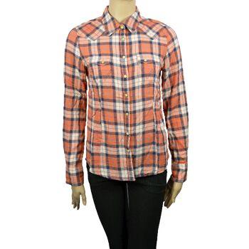 Wrangler Damen Bluse Gr.XS Damen Hemd Wrangler Hemden Shirts 44091501