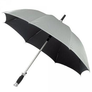 Regenschirm AC Stockschirm Schirm Automatik Windproof Fiberglas Aluminium Alu Sturmschirm OKTAGON®