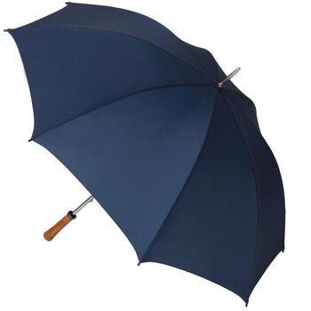 Regenschirm Golfschirm Portierschirm Gästeschirm Stockschirm Schirm Handöffner gross Holzgriff OKTAGON®