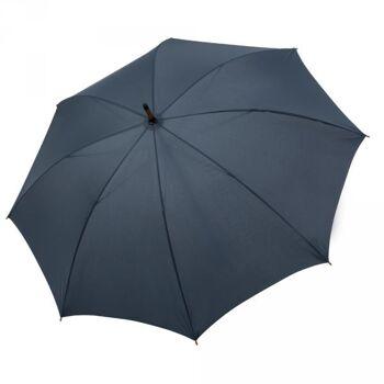 Regenschirm Golfschirm Portierschirm Gästeschirm Stockschirm Schirm Sturmschirm Windproof Fiberglas Holz gross OKTAGON®