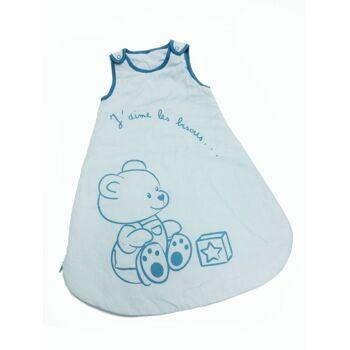 Babyschlafsack 67cm - blau