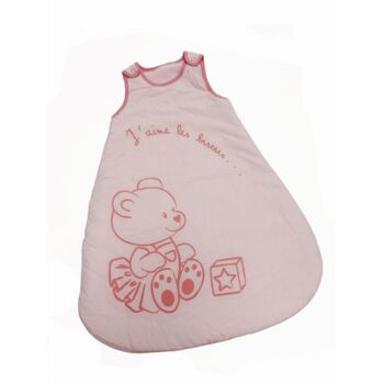 Babyschlafsack 67cm - pink