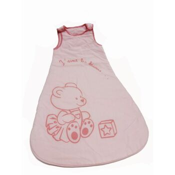 Babyschlafsack 90cm - Rosa