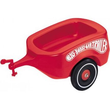 Bobby Car Anänger rot