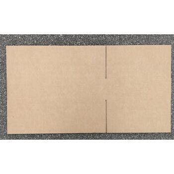 Versandkarton 1-wellig  Innenmaße LxBxH 585x385x125mm