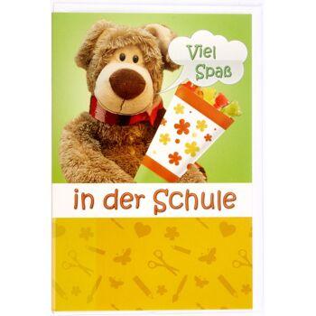 28-071504, Karten Schulanfang mit Umschlag, Glückwunschkarten, Geschenkkarten
