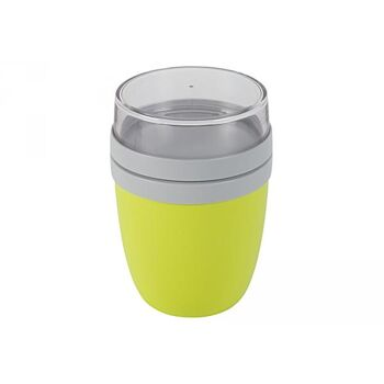 MEPAL Lunch pot ellipse lime