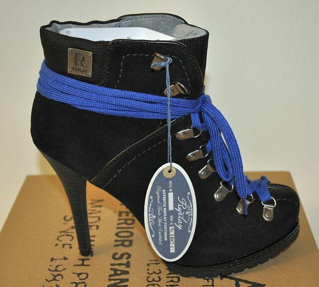 Replay Celia Stiefeletten Stiefel Damen Schuhe 47091303 MSUzVpq