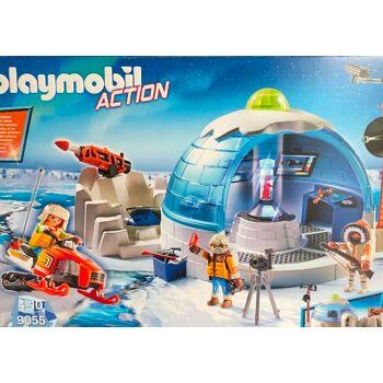 PLAYMOBIL ACTION POLAR 9055