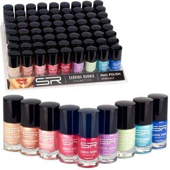 28-408010, Nagellack von Sabrina Rudnik in Trendy Farben