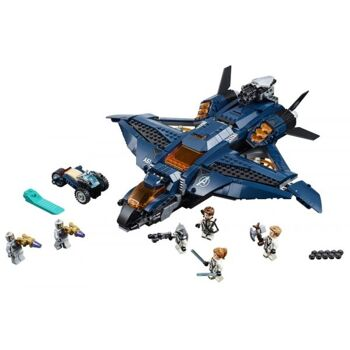 LEGO® Super Heroes Ultimaticer Avengers-Quinjet