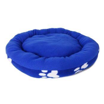 Blaue Hundekörbe / Tierbetten