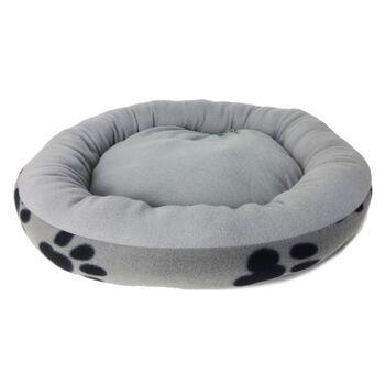 Graue Hundekörbe / Tierbetten