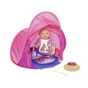 Zapf BABY born Play&Fun Camping Set