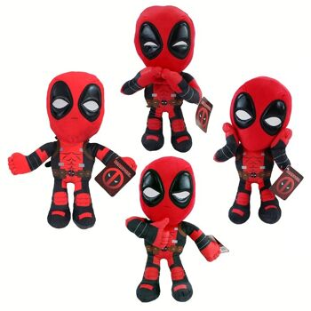 27-31634, Plüschfigur Deadpool Figur 32 cm, Plüschfiguren, Spielfiguren++++++++