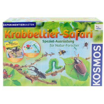 27-48455, Kosmos Experimentierkasten Krabbeltier Safari
