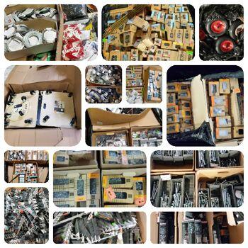 Exportware Kleineisen/Ketten/Seile/Schrauben/Edelstahl/Muttern usw. einer großen Baumarktkette