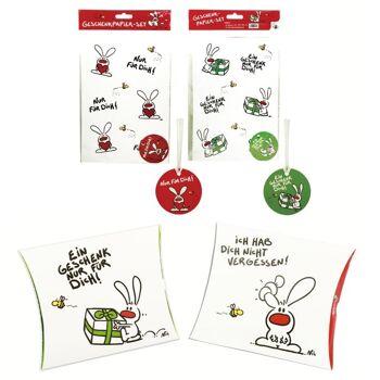 27-38501, Nic Geschenverpackungsset Geschenkverpackung Verpackungsset