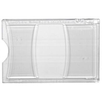 Cardholder Farbe transparent - 100 Stück