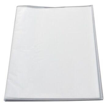 Flexibles Sichtbuch A4 mit 40 Hüllen in transparent