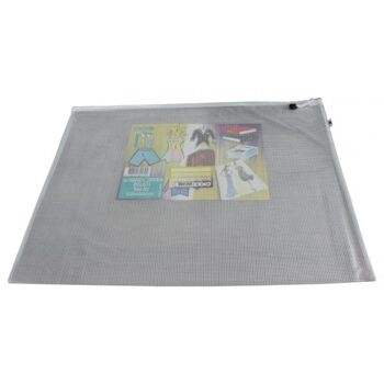 Kleinkrambeutel Zipp-Beutel A2 weiß - 5 Stück