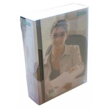 Präsentationsbuch A4 mit 120 Hüllen schwarz